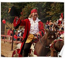 The Pirate Jouster Poster