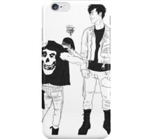 Misfit iPhone Case/Skin