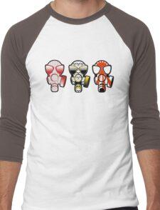 ORDER NOW! or die looking like sh*t. Men's Baseball ¾ T-Shirt