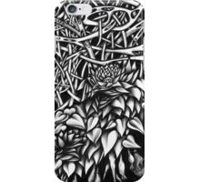 Doodle 4 - Roots iPhone Case/Skin