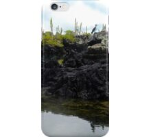 Los Tuneles in the Galapagos iPhone Case/Skin