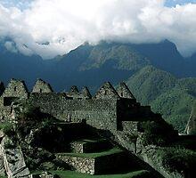 Machu Picchu  by Valerie Rosen