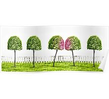 Tree Lovers Poster