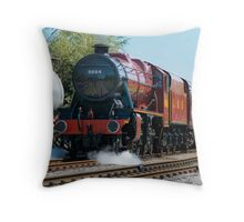 LMSR 48624 Locomotive Throw Pillow