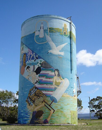 Terrific Tassie Tower by KazM