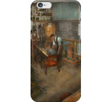 Trade - Electrician - The Electrical Engineering course - 1915 iPhone Case/Skin