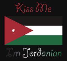 Kiss Me I'm Jordanian by Ryan Mallia