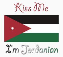 Kiss Me I'm Jordanian Kids Clothes