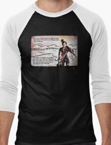Paul Atreides from Dune Men's Baseball ¾ T-Shirt