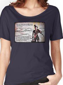 Paul Atreides from Dune Women's Relaxed Fit T-Shirt