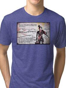 Paul Atreides from Dune Tri-blend T-Shirt