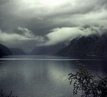 Dark Fjord by MsDunwich