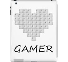 PC Gamer Heart iPad Case/Skin