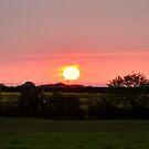 Gormanstown Sunrise by Finbarr Reilly