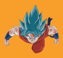Goku Ssjgssj by Dandyguy