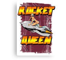 Rocket Queen Canvas Print
