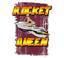Rocket Queen Photographic Print