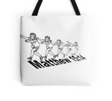 THE BLIND LEAD THE BLIND - MATTHEW 15:14 Tote Bag