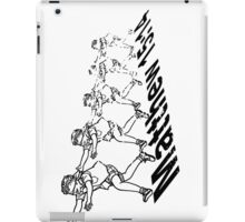 THE BLIND LEAD THE BLIND - MATTHEW 15:14 iPad Case/Skin