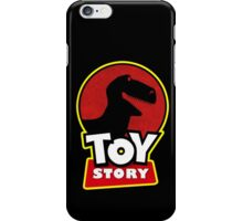 Disney's Toy Story Jurassic Park Theme by spazivuoti iPhone Case/Skin