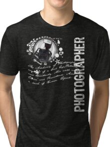 The Alchemy of Photography Tri-blend T-Shirt