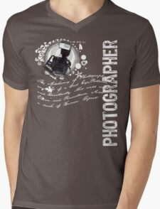 The Alchemy of Photography Mens V-Neck T-Shirt