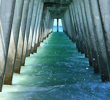 Under the Pier by Virginia N. Fred