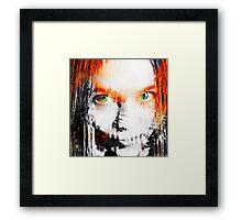 cyborg Framed Print