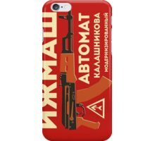 AK-47 (Red) iPhone Case/Skin