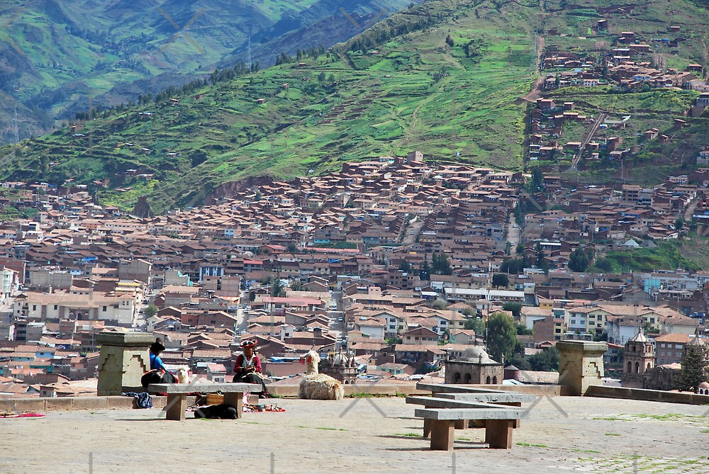 Classic Cusco by Alessandro Pinto