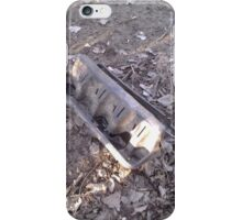 Random in the woods iPhone Case/Skin