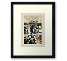 Infused Man - Page 2 Framed Print