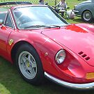 Classic Ferrari by Paul Morley