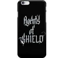 Agents of S.H.I.E.L.D Level 7 iPhone Case/Skin