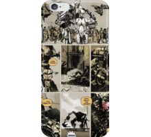 Infused Man - Page 1 iPhone Case/Skin