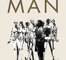 Infused Man - Cover by Mauricio Pommella