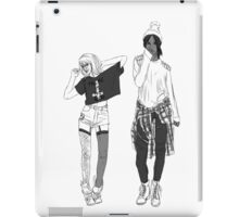 Hi friend iPad Case/Skin