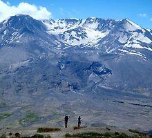 Mt. St. Helens by jonmiranda93
