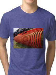 Farm equipment Tri-blend T-Shirt