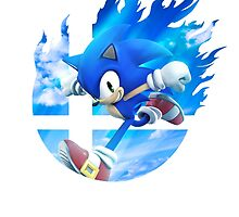Smash Sonic by Jp-3