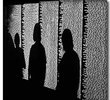 Shadows On The Wall by Chet  King