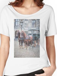 Carriage for Princess Women's Relaxed Fit T-Shirt