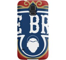 The Brow (Blue) Samsung Galaxy Case/Skin