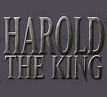 King Harold - England's Last Anglo Saxon King - MUGS by cathelms