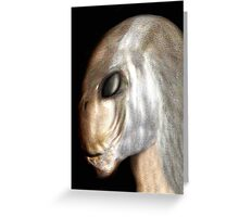 ET - 16 Greeting Card