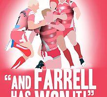 Farrell Good Friday 2011  by JADesigns