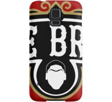 The Brow (Black) Samsung Galaxy Case/Skin