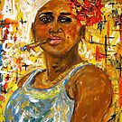 The Lady from Old Havana 2 by amoxes