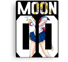 Sailor Moon 00 Canvas Print