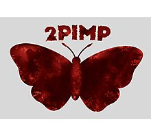 2 Pimp A Butterfly Alternate Logo Photographic Print